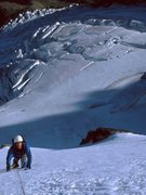 Rock Climbing Photo: Andromeda Skyladder 1988