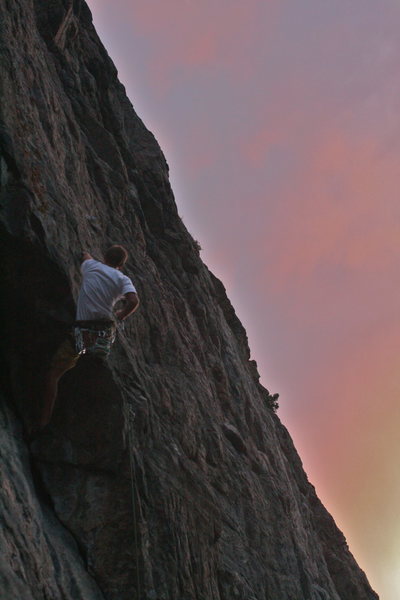 Rock Climbing Photo: Eiger Direct.  Photo by Leeanne.