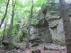 Rock Climbing Photo: Hagfels