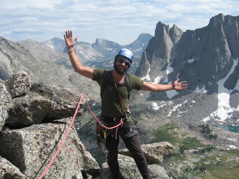 Rock Climbing Photo: WOLFS HEAD....