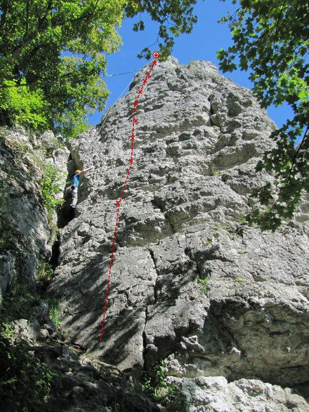 Rock Climbing Photo: Die Sucht der Träumer