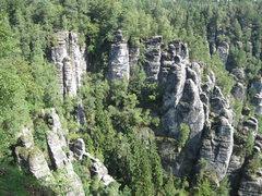 Rock Climbing Photo: Yum...towers!