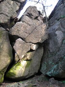 Rock Climbing Photo: Ill just say it. I really liked this route. One of...
