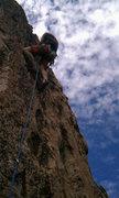 Rock Climbing Photo: Headwall Center