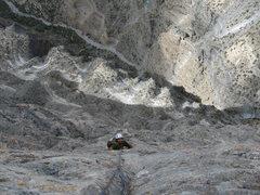 Rock Climbing Photo: a bit of exposure