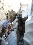 Rock Climbing Photo: gettin scrappy...