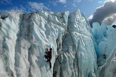 Rock Climbing Photo: Matanuska Glacier, Alaska