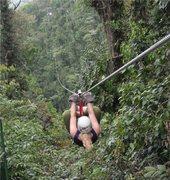 Rock Climbing Photo: Costa Rica Zipline