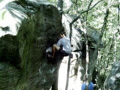 Rock Climbing Photo: Starfish