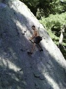 Rock Climbing Photo: Super Slab