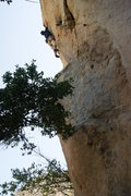 Rock Climbing Photo: Things are getting steep!