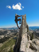 Rock Climbing Photo: Matthes Crest, Tuolumne