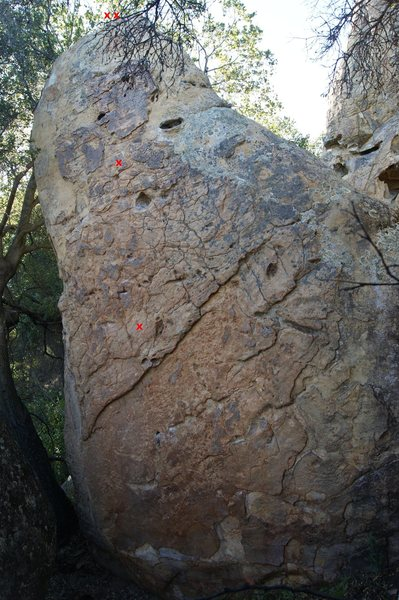 Rock Climbing Photo: The Nihilist, 5.11b