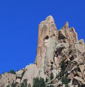Rock Climbing Photo: Cynical Pinnacle.