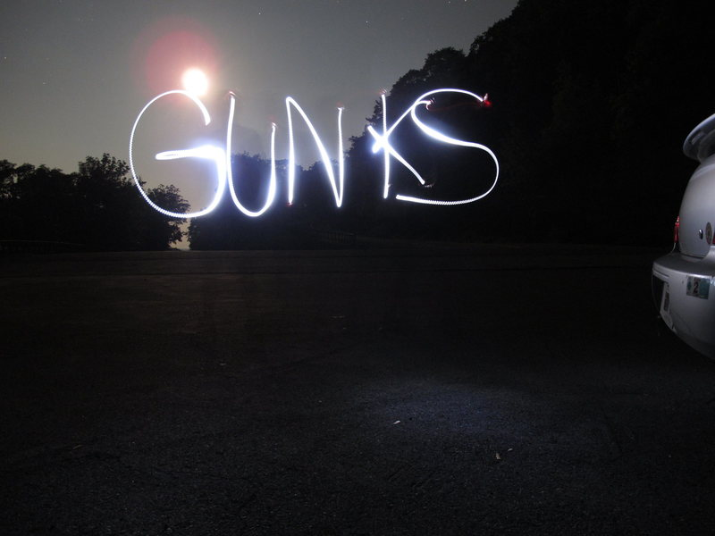 Welcome to the Gunks!