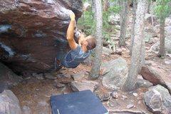 Rock Climbing Photo: A7-V1...great fun