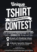 Unique Outfitters T-Shirt Contest