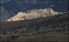Rock Climbing Photo: Little Egypt from Buttermilk Country. Photo by Bli...