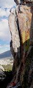 Rock Climbing Photo: Greg Troutman on top of Cairo