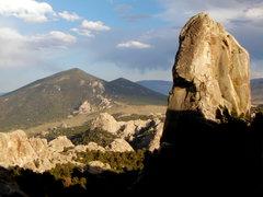 "Rock Climbing Photo: Morning Glory Spire, aka ""The Incisor"""
