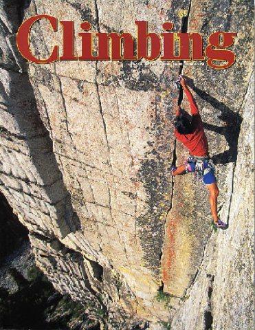 Rock Climbing Photo: Climbing 178 - Hospital Corner