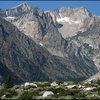 Pine Creek Peaks. <br> Photo by Blitzo.