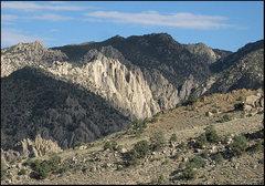 Rock Climbing Photo: Crags near Bishop. Photo by Blitzo.