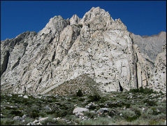 Rock Climbing Photo: Pine Creek crags. Photo by Blitzo.