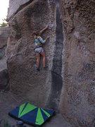 Rock Climbing Photo: bourbon 4. super fun