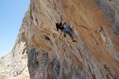 Rock Climbing Photo: Ram on Kastor on Kalymnos.