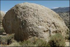 Rock Climbing Photo: Birthday Boulder. Photo by Blitzo.