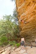 Rock Climbing Photo: Josh Gilberg on Columbia.