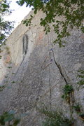 Rock Climbing Photo: Sewing star stumping...