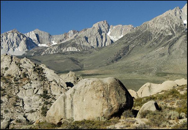 Rock Climbing Photo: Upside Boulder? Photo by Blitzo.