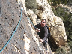 Rock Climbing Photo: Johnny Vegas - 2011