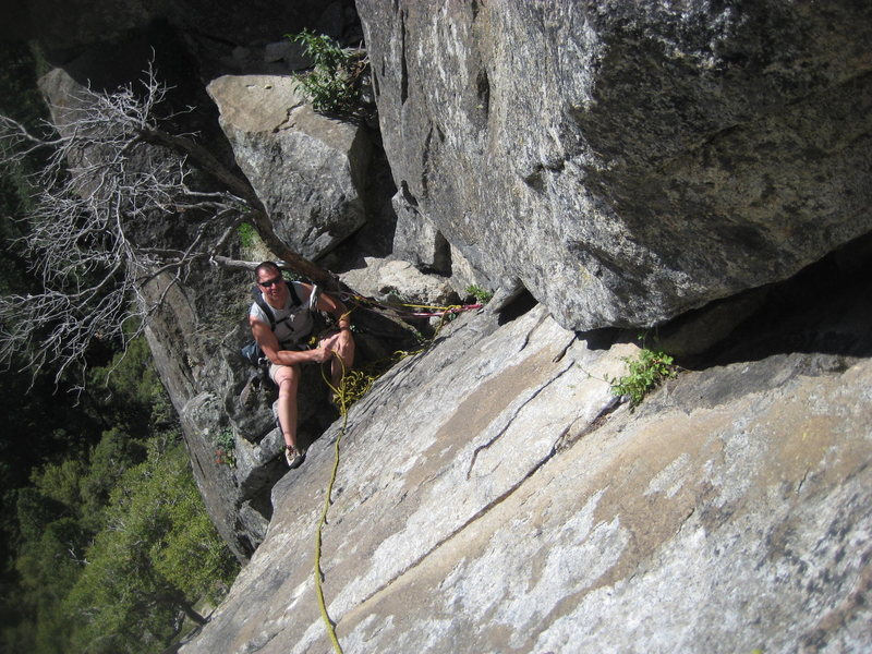 Rock Climbing Photo: Yosemite 2010