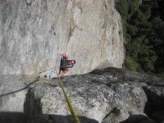 Rock Climbing Photo: Yosemite 2010