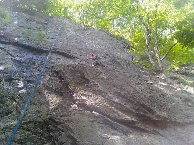 Rock Climbing Photo: Rumney NH