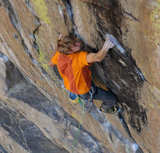 Rock Climbing Photo: Ben Scott, author of Poudre Canyon guidebook.
