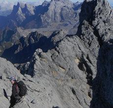 Rock Climbing Photo: Rob Cassidy.