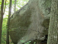 Rock Climbing Photo: Last Stop Boulder