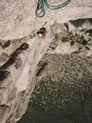 Rock Climbing Photo: Yeah.