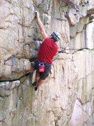 Rock Climbing Photo: College Rock.