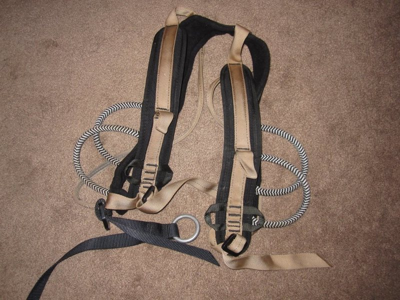 Rock Climbing Photo: chest harness