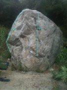 Rock Climbing Photo: The Canyon Crest Boulder