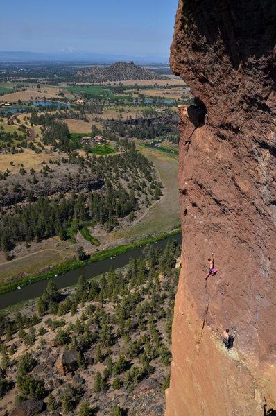Rock Climbing Photo: More Monkey Space. Photo by Austin Siadak.