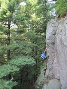 Rock Climbing Photo: Tony B.