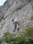 Rock Climbing Photo: MZ
