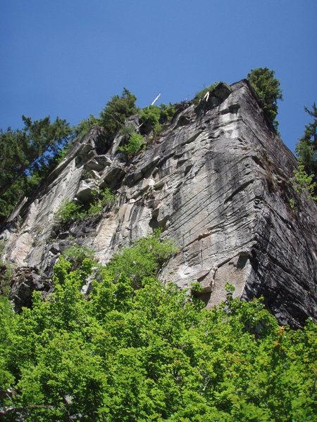 Rock Climbing Photo: wall 2