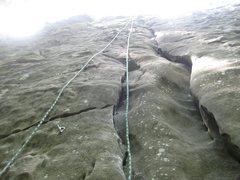 Rock Climbing Photo: Jackson falls, beautiful rock